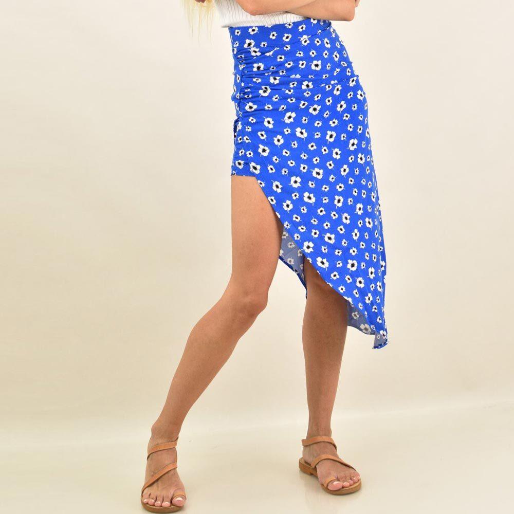 Γυναικεία φούστα με σορτσάκι