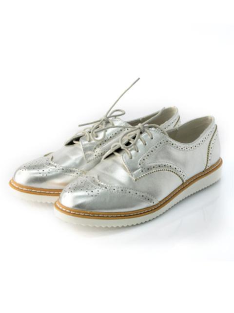Μεταλλικά sneakers