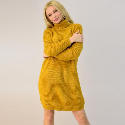 Πλεκτό φόρεμα ζιβάγκο λούρεξ
