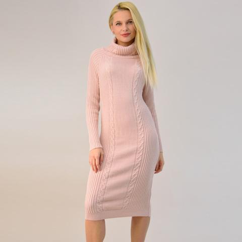 16c9a669fa66 Προσφορές Γυναικεία Πλεκτά Φορέματα -