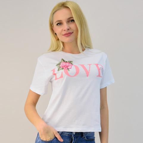 Γυναικείο μπλουζάκι love