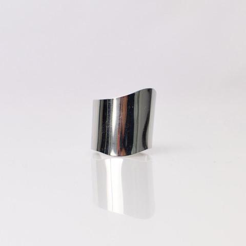 Γυναικείo δακτυλίδι από ατσάλι