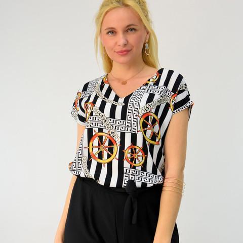 ad32cca3b9c4 Potrefashion Γυναικείο πουκάμισο αμάνικο