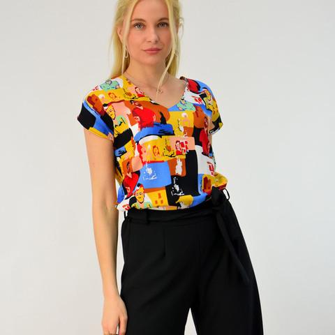 fc95d7891cda Potrefashion Αμάνικο πουκάμισο