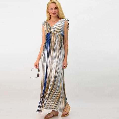 Μακρύ φόρεμα αέρινο