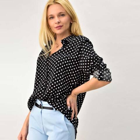 Γυναικείο oversized πουκαμίσα