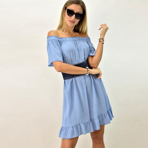 Γυναικείο φόρεμα στράπλες